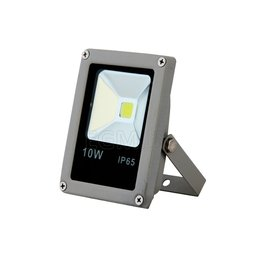 LED spotlight (slim) 10W IP65 cold white