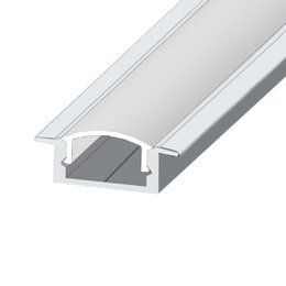 LPV-7 LED profile, 2000 mm, raw aluminium