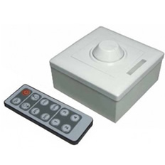 Dimmer with remote LN-IR12B