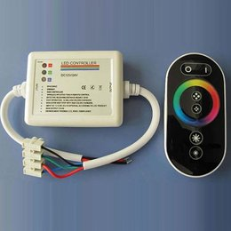RGB controller with radio remote XH-RGBCON-RF-T
